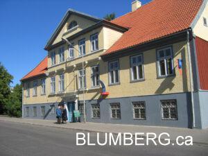 Jewish Community Centre in Liepaja