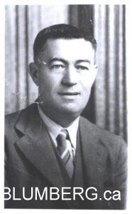 Louis Sachs - Marcia's Grandfather