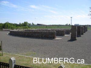 Memorial at Skeda