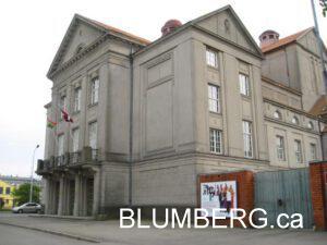 Theatre in Liepaja